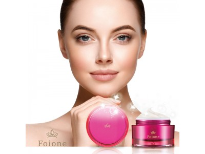 美容成分中77%ビタミン配合、スーパーハイスペック処方※1のスキンケア[Foione/フォアーネ]『クレームハイパフォーマンス』を発売します。