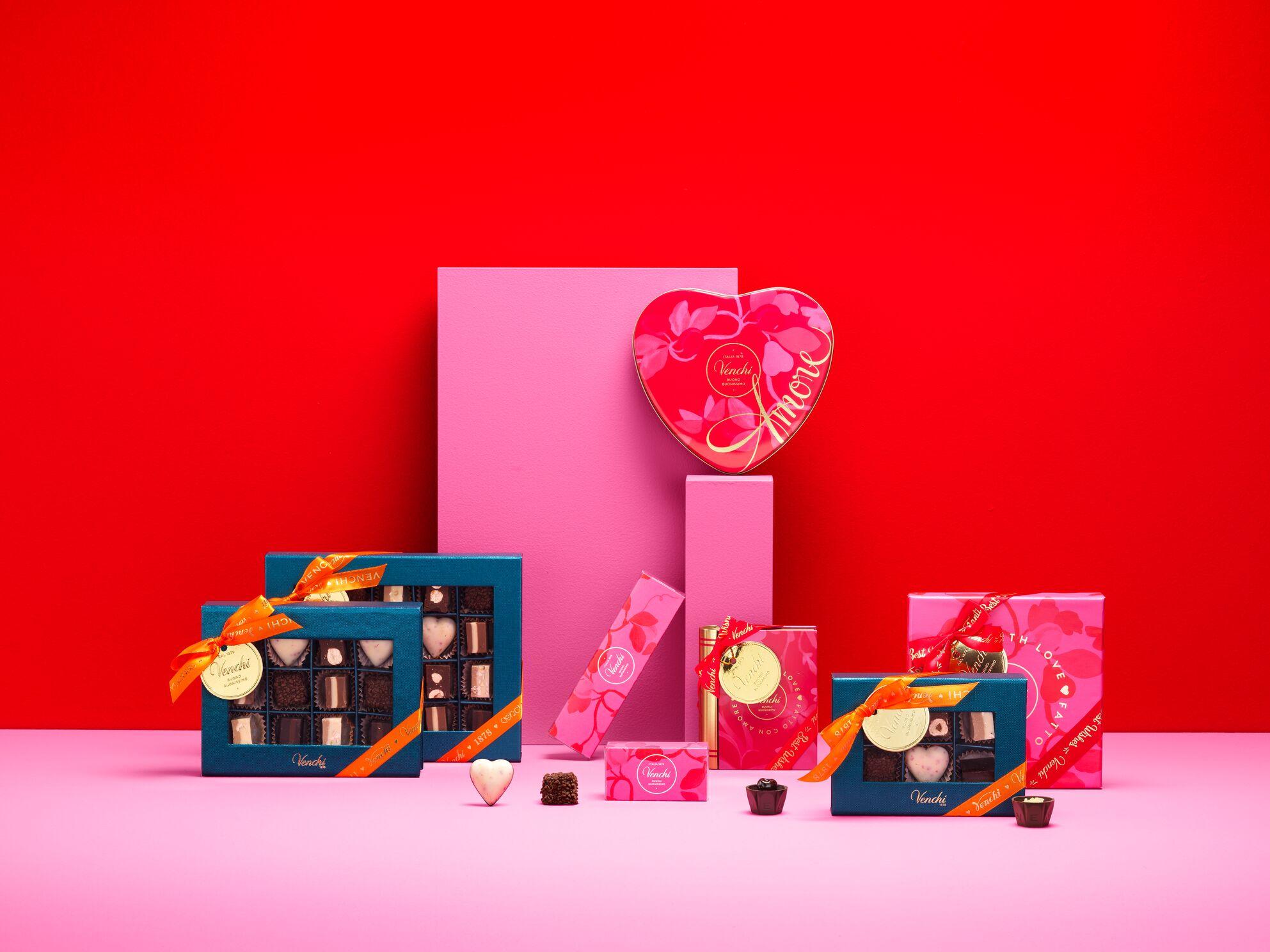 ヴェンキ バレンタインコレクション 2021、1月16日(土)より販売スタート
