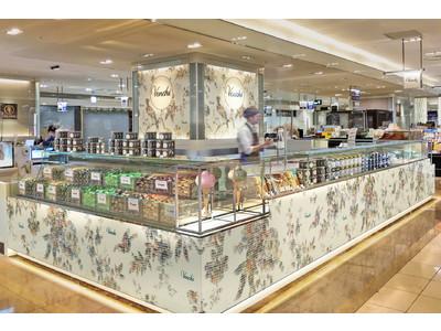 ヴェンキ 4号店が2020年12月16日、新宿高島屋 地下1階にオープン