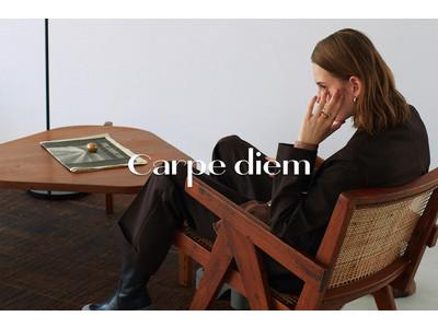 金属アレルギー対応のジュエリーブランド「Carpe diem(カルペディエム)」がローンチ