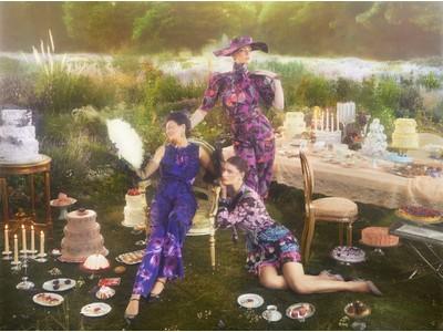 デシグアルとクリスチャン・ラクロワのコラボレーション10周年のコレクション 2021春夏の新作が遂に登場!