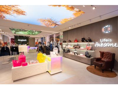 バルセロナ発のブランドDesigual(デシグアル)大阪心斎橋の店舗を新しいロケーション、コンセプトでリニューアルオープン