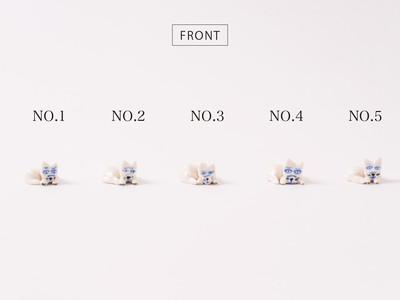 【2月22日は猫の日!】スウェーデン出身の陶芸家「エレオノールのねこ」サイトオープン!