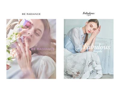BE RADIANCE、Fabulous Angelaがブランド譲渡後初となるコレクションを5月21日にECサイトでお披露目