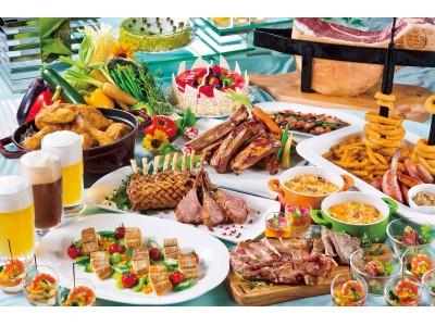 肉とビールの祭典!「夏」肉盛り×生ビールフェア ランチ&ディナービュッフェ 吉祥寺REI東急ホテル