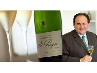 """""""ポル・ロジェ""""のシャンパンを五感で楽しむ ブランドアンバサダーと過ごす優雅な一夜!「ベロビスト グレイスフル モーメント」"""
