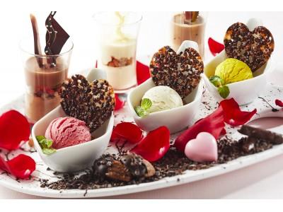 """チョコをいろいろ少しずつ。""""スイーツパレット""""が新登場!バレンタイン 関連商品のご案内"""