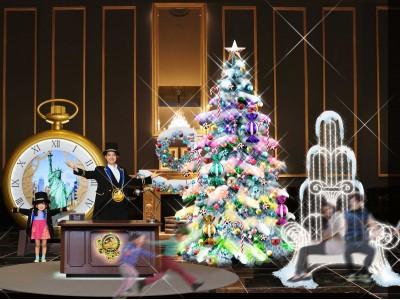 ~Make a Christmas Wish!!~ザ パーク フロント ホテルで夢叶うホテルステイを。2018年11月5日(月)~12月25日(火)