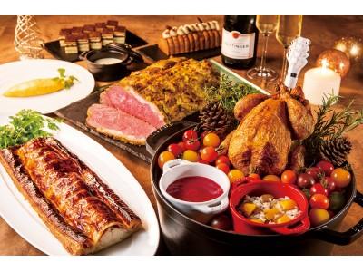 【東京ベイ東急ホテル】クリスマスならではの特別メニューが盛り沢山な「Noelスペシャルブッフェ」を開催