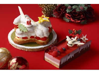 ホテル人気ナンバーワンケーキのクリスマスVersionが新登場!「羽田エクセルホテル東急のクリスマスケーキ2018」