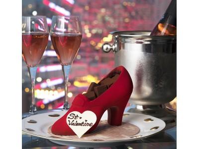 横浜のシンボル・赤い靴をモチーフにしたチョコレートギフト付き!バレンタイン宿泊プラン「Sweet Valentine Gift」/横浜ベイホテル東急