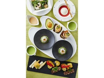 春を感じるコース料理で心安らぐご褒美ディナー『女子会コース』販売