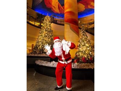 【横浜ベイホテル東急】みんなで迎えるWarming Christmas ! クリスマスチャリティーギフト募集のご案内