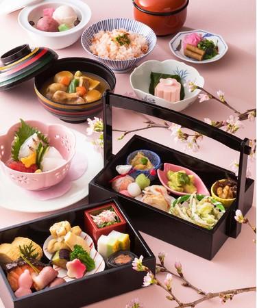 【横浜ベイホテル東急】彩り豊かなメニューが目白押し!期間限定「お花見弁当」を提供