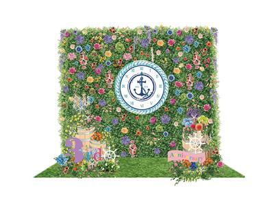花の彩りと海の美しさを満喫「ベイサイドフラワーフェア2021」を開催