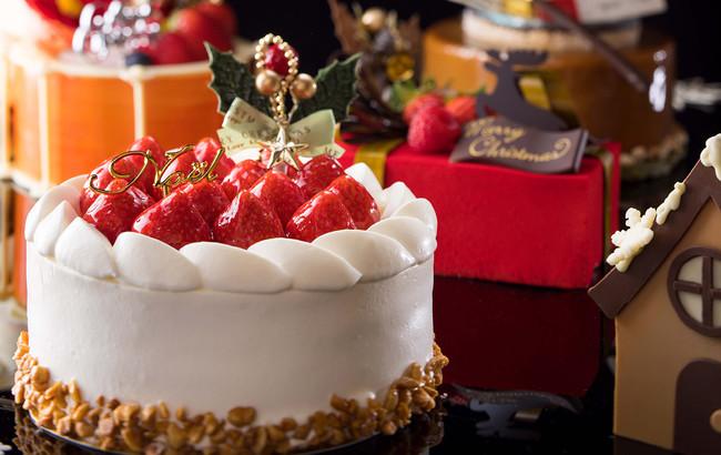 【横浜ベイホテル東急】全6種のクリスマスを彩るケーキが登場!