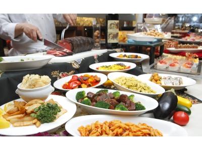 【名古屋東急ホテル】コーヒーハウス「モンマルトル」6月の土・日曜日に初登場!「ウィークエンドディナーブッフェ ~ヨーロッパの美食旅~」開催!