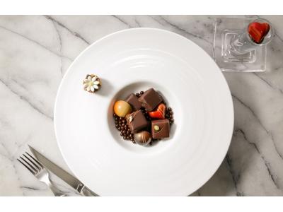 【名古屋東急ホテルのバレンタイン】『Saint-Valentin Chocolat ~サン ヴァランタン ショコラ~ 2017』