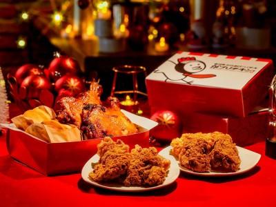 クリスマスだけの特別な「がブリチキン。」期間限定セット店頭受付開始!