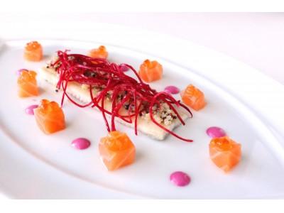 【京都ホテルオークラ】「エピキュロスの晩餐会」ディナーコース 提供