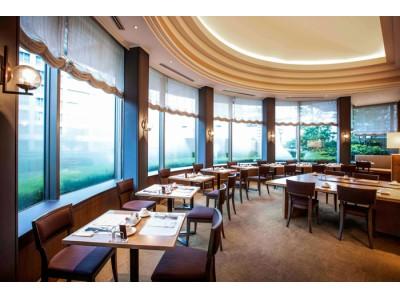【ホテルオークラ福岡】ブッフェスタイルに代わるフリーオーダーのランチメニュー開始