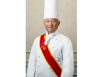 【ホテルオークラ神戸】総料理長とマスコットベアがホテルの味を紹介