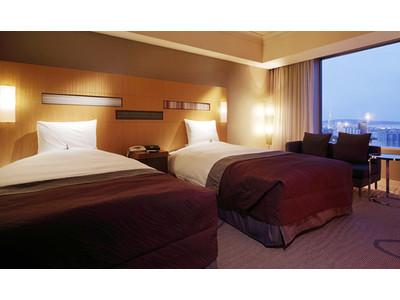 【ホテルオークラ福岡】「30泊 ホテルライフ体験プラン」3月15日(月)より予約受付開始