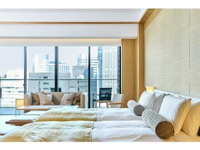 【 The Okura Tokyo 】美しくしなやかな大人の時間 ITRIM 新生エレメンタリー宿泊プランおよび ITRIM コラボ 美食ランチ