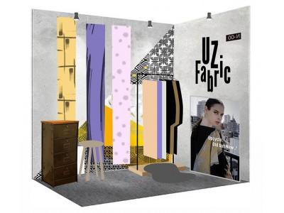 アップサイクルの新ブランドUZ Fabric「IFFT/インテリア ライフスタイル リビング」出展!