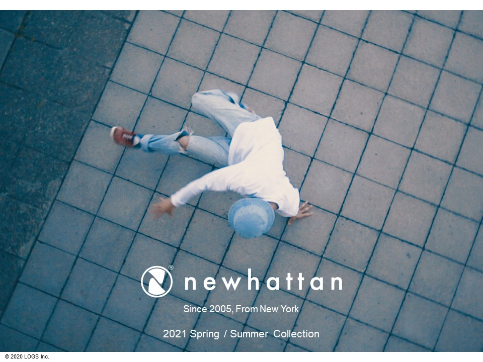 ニューヨーク発の帽子ブランド「newhattan」がオンライン展示会を開催