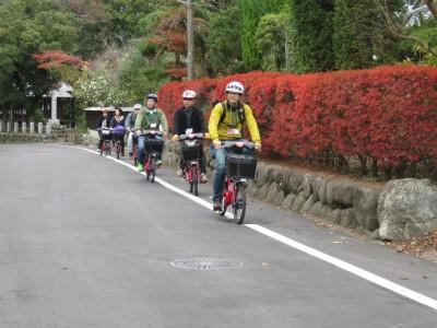東京都:西多摩の観光振興に向けたシェアサイクル実証実験「東京渓谷サイクリング」を開始
