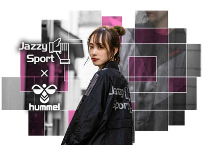 hummel x JazzySPORT コラボアイテム 第2弾