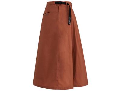 「防風・撥水の機能性に優れるロングスカート」ショッフェルからウィンドシェルスカートが登場
