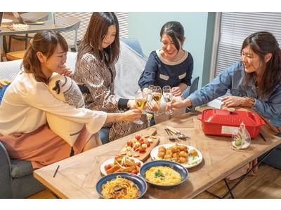 【カップル・女子会向け】1日限定3室!365BASE outdoor hostelにお得に泊まろう!