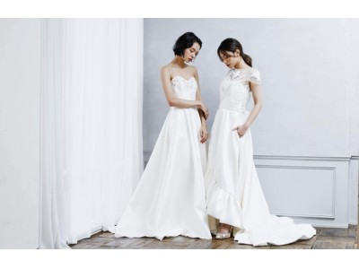 【1月16日大阪サロンOPEN】隠れ家インポートドレスサロン「Beacon Dress」関西の花嫁さまにも妥協しないドレス選びを…。