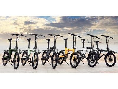 すべての機能が揃ってる!あなたの生活をサポートする折りたたみ電動アシスト自転車「naicisports power 2.0」