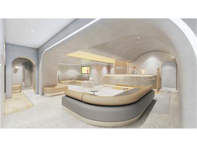 2021年2月19日(金)美容皮膚科「レジーナクリニック」銀座院が移転拡大します。内装は洞窟をイメージしたデザインに
