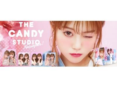プリントシール機『THECANDYSTUDIO(ザキャンディスタジオ)』12月6日発売
