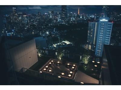 <2021年4月2・3日開催決定>  20階ルーフトップバー イベント「OHANAMI THE TOP(お花見 ザ トップ) 」『THE AOYAMA GRAND HOTEL 』