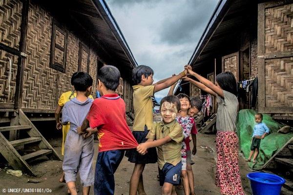 ミャンマー:子どもの恣意的拘束を非難、5人死亡4人重症【プレスリリース】