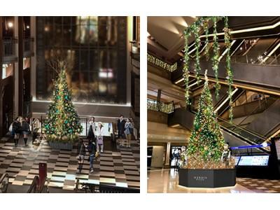 ザ・リッツ・カールトン大阪のペアランチ券・大阪四季劇場ペア鑑賞券が当たる、ハービスのクリスマスフェアは特別なイベントが盛りだくさん!