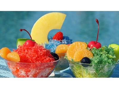 リゾ鳴尾浜 食品サンプル作り体験 「食品サンプルでオリジナルかき氷を作ろう!!」
