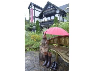 6月1日(木)~6月30日(金) 「六甲山 Happy Rainy Day!」開催 ~雨の日は長靴を履い...