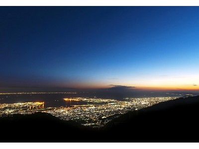 2018年1月13日(土)から全6回開催!「六甲山1000万ドルの夜景ガイドツアー」