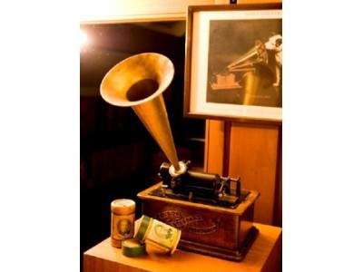 六甲オルゴールミュージアム 特別企画「エジソン社製円筒式蓄音機の実演」 ~発明王エジソンの誕生日にちなみ、特別実演をします!~ 2018年2月3日(土)~2月12日(月・休)