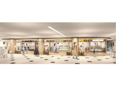 新開地駅構内(西改札口)に駅ナカ商業施設「エキナ新開地」が誕生! ~7月18日(水)にオープンします~