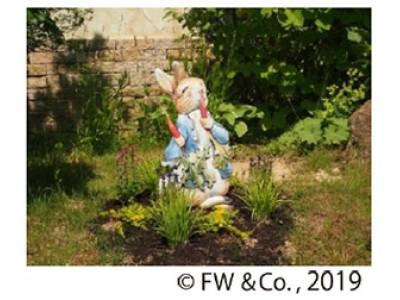 6月8日(土)~9月1日(日)開催~ピーターラビット(TM)と楽しむ~ 六甲山英国フェア フェア期間限定グルメ・オリジナルグッズを販売!