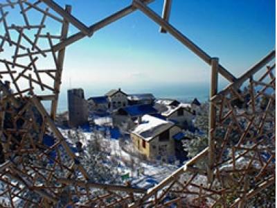 ヨーロッパの雰囲気と1000万ドルの夜景を楽しむ 「六甲山のクリスマス」 11月1日(金) からクリスマスディナー予約開始!