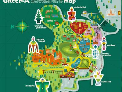 2021年4月3日(土)オープン 六甲山アスレチックパークGREENIA(グリーニア) 詳細情報を大公開!
