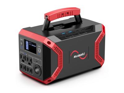 【SUAOKI】大容量ポータブル電源新製品「S370」発売~市場初USB Type-C出入力両方対応、余裕の14ポート搭載でアウトドアや防災に活躍